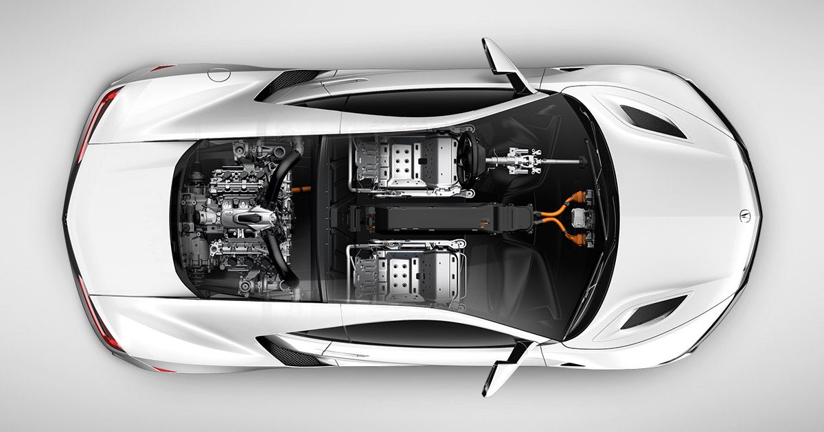 Acura Sports Car >> Revolution Of An Icon