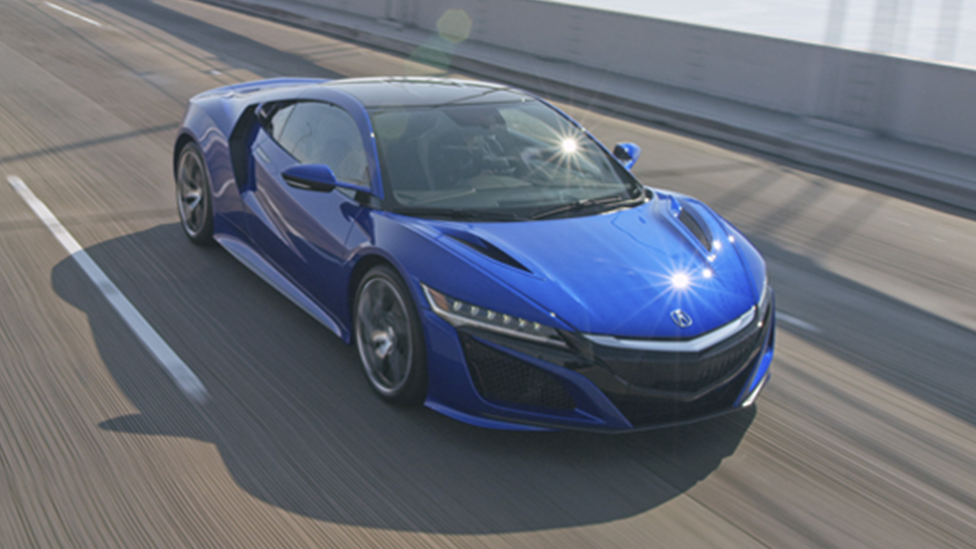 Acura NSX NextGeneration Supercar Acuracom - Latest sports car 2016