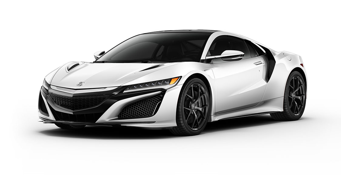 2019 Acura Nsx Sports Car All Wheel Drive Acura Com