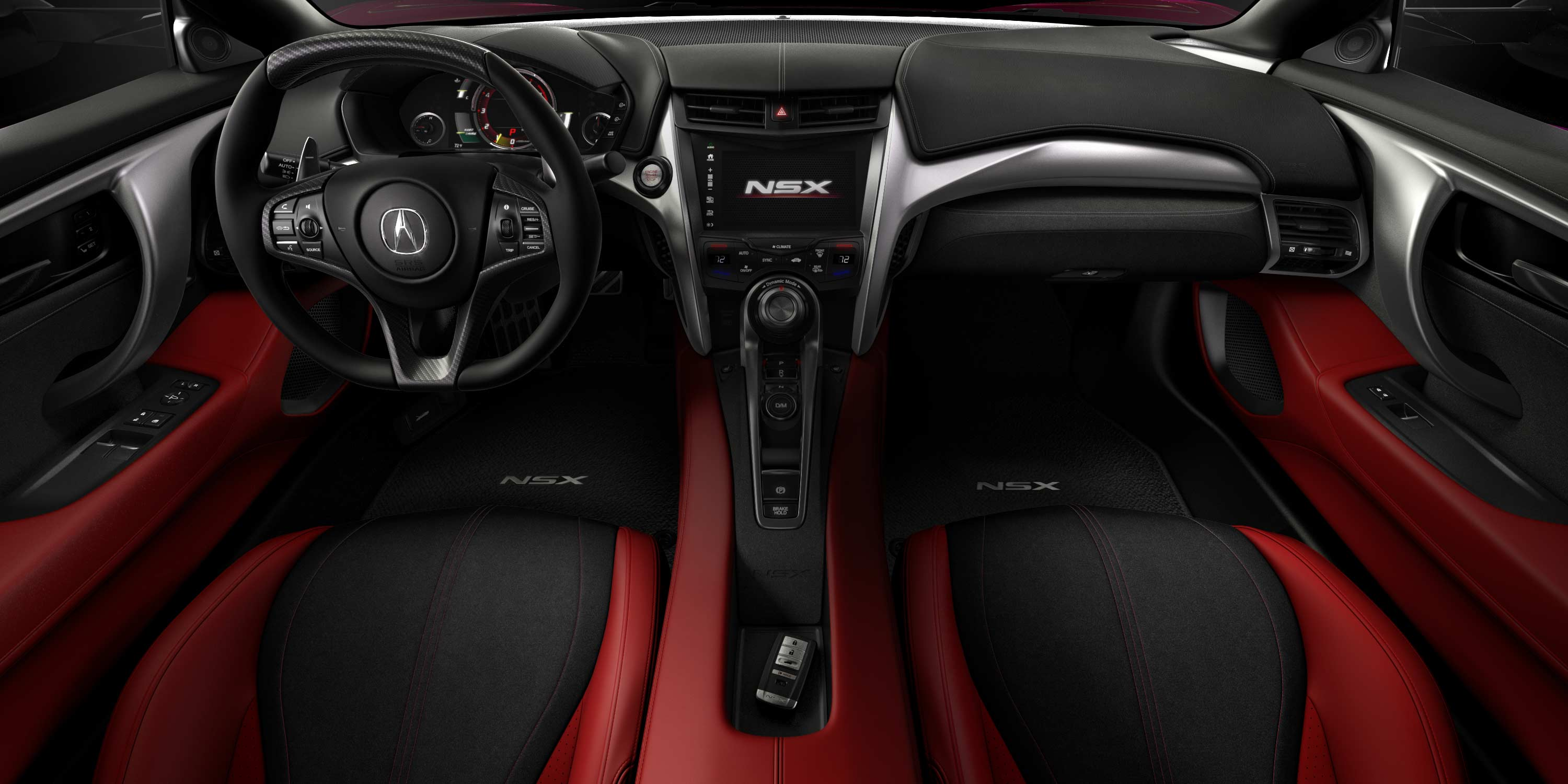 2018 Ford Explorer Spec >> Acura Nsx Interior | www.pixshark.com - Images Galleries With A Bite!